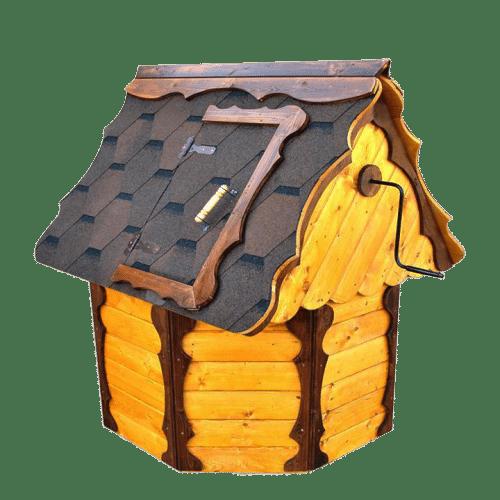 Недорогие домики для колодца в Серпухове